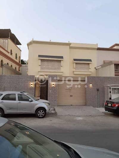 5 Bedroom Villa for Sale in Jeddah, Western Region - Renovated Internal Staircase Villa For Sale In Al Muhammadiyah, North Jeddah