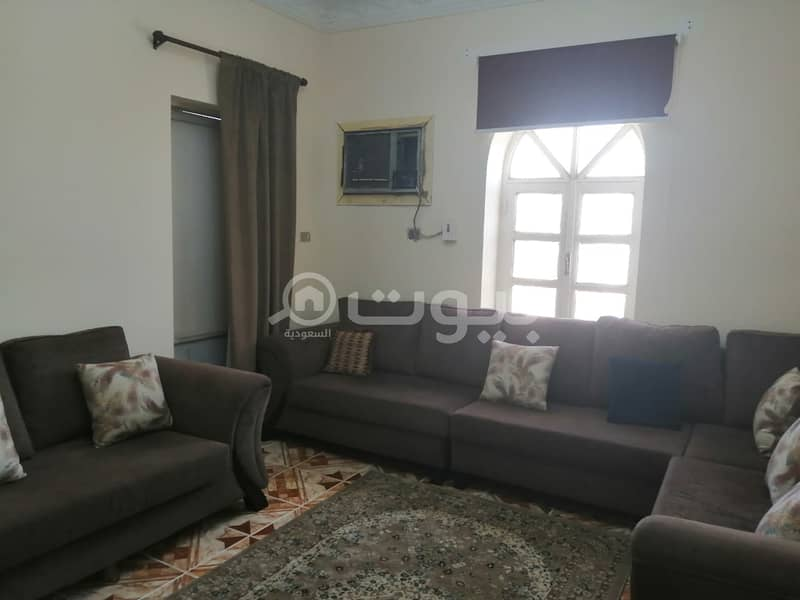 For Rent Furnished Apartments In Al Rabwa, North Jeddah