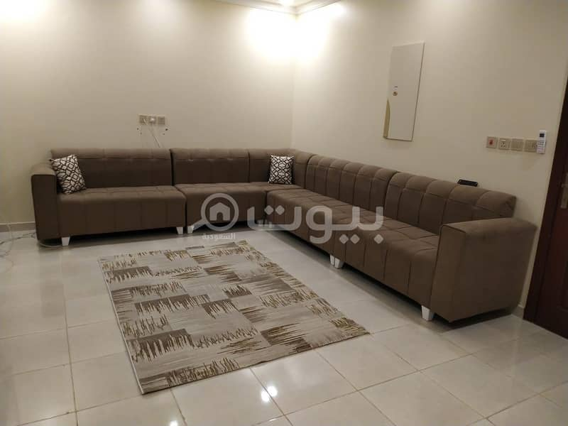 furnished apartments for rent in Al Rabwa, North Jeddah