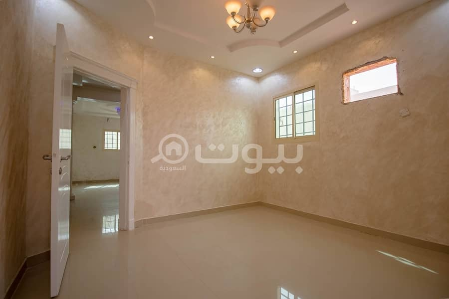 Two duplex villas for sale in Dhahrat Laban, West Riyadh