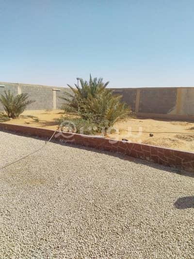 2 Bedroom Rest House for Sale in Al Muzahimiyah, Riyadh Region - istiraha for sale in Ardiyah near Qiddiya, Al Muzahimiyeh