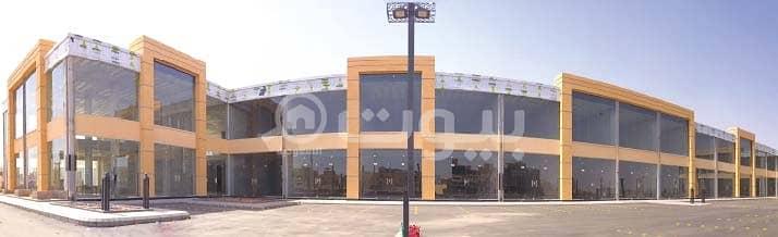 صالة عرض  للايجار في الرياض، منطقة الرياض - معارض تجارية للإيجار بالملقا، شمال الرياض