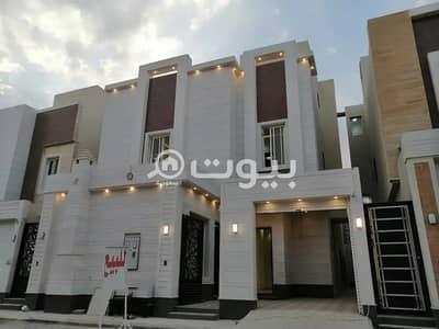 5 Bedroom Villa for Sale in Riyadh, Riyadh Region - Luxury villa for sale in Al Rimal, east of Riyadh