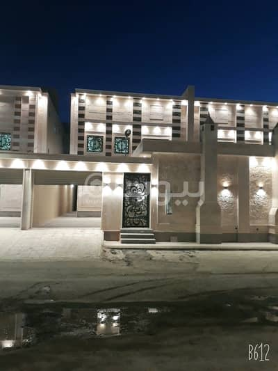 6 Bedroom Villa for Sale in Al Muzahimiyah, Riyadh Region - Duplex Villa For Sale In Twaiq District, Al Muzahimiyah