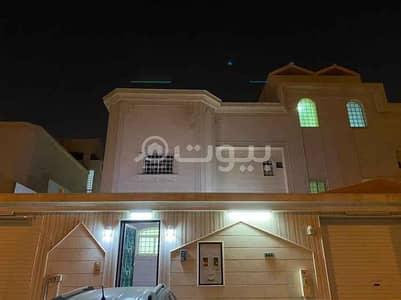 5 Bedroom Villa for Sale in Riyadh, Riyadh Region - Duplex villa for sale in King Faisal District, East Riyadh