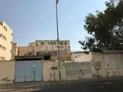 ارض سكنية  للبيع في جدة، المنطقة الغربية - أرض للبيع في شارع العين الزرقاء حي مشرفة شمال جدة