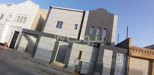 Villa | Staircase in hall | 270 SQM for sale in Al Dar Al Baida, South of Riyadh