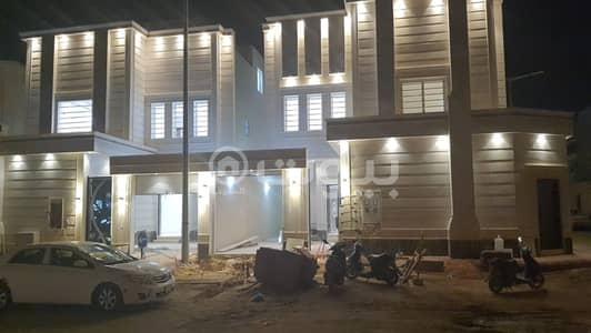 luxury villa with an apartment for sale in Tuwaiq, West of Riyadh