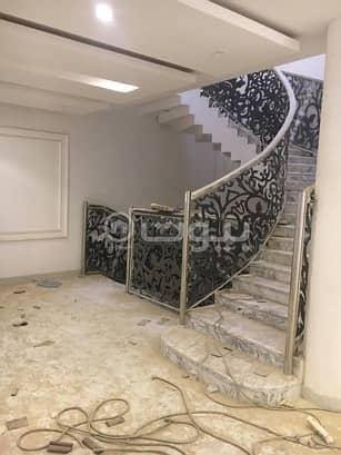 Villa for sale in Al Narjis district, north of Riyadh