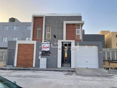 Villa for Sale in Riyadh, Riyadh Region - Internal Staircase Villa For Sale In Al Arid, North Riyadh