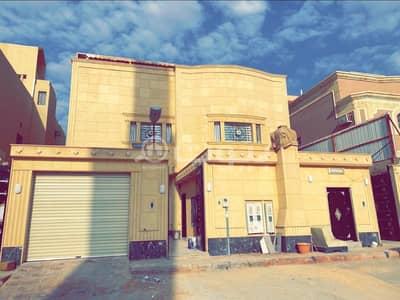 5 Bedroom Villa for Sale in Riyadh, Riyadh Region - For sale villa with internal stairs and 2 apartments in Dhahrat Laban, West Riyadh