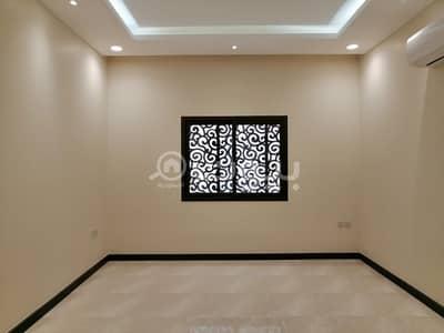 4 Bedroom Floor for Rent in Riyadh, Riyadh Region - New Floor for rent in a private villa in Al Nafal, North of Riyadh