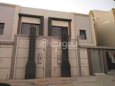 5 Bedroom Villa for Sale in Riyadh, Riyadh Region - Duplex villa with a staircase hall for sale in Dhahrat Laban, West Riyadh