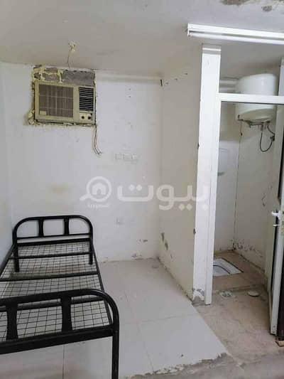 شقة 1 غرفة نوم للبيع في الرياض، منطقة الرياض - غرفة أرضية للايجار حي القيروان، شمال الرياض