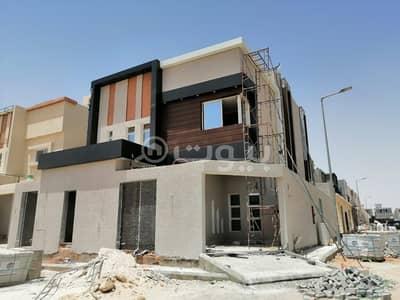 2 Bedroom Villa for Sale in Riyadh, Riyadh Region - Corner villa for sale in Al-Rimal, north of Riyadh