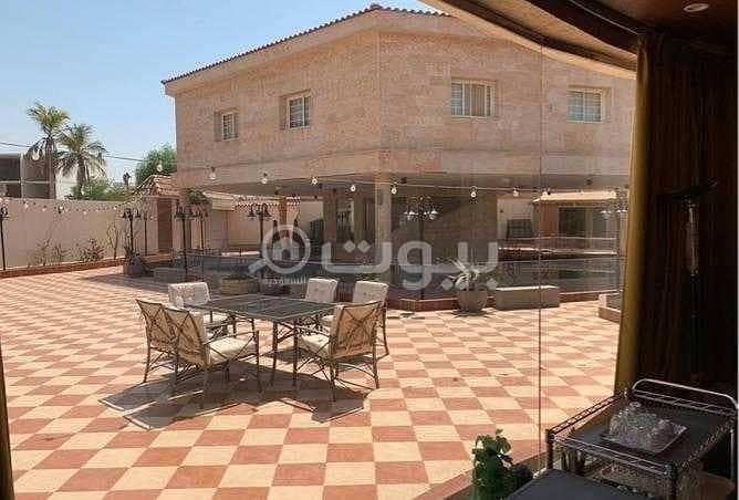 istiraha 848 SQM for sale in Al Sheraa, North of Jeddah