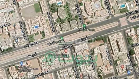 ارض تجارية  للبيع في جدة، المنطقة الغربية - أرض تجارية للبيع في الروضة، شمال جدة