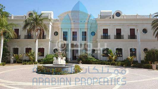 7 Bedroom Palace for Sale in Jeddah, Western Region - Royal Palace with a park and pool for sale in Al Zahraa, North Jeddah