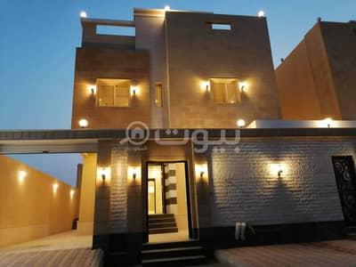 5 Bedroom Villa for Sale in Jeddah, Western Region - Villa | Indoor staircase and pool for sale in Al Zumorrud