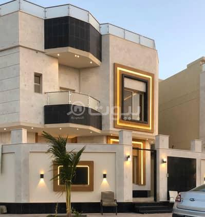 7 Bedroom Villa for Sale in Jeddah, Western Region - Villa For Sale In Al Zumorrud, North of Jeddah