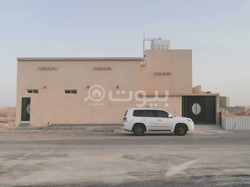 istiraha   Custom Building for sale in Al Mahdiyah, West Riyadh