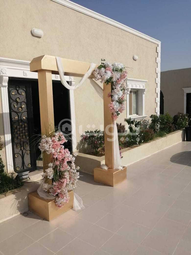 istiraha | 3000 SQM for rent in Al Sawaed, Abruq Al Rughamah