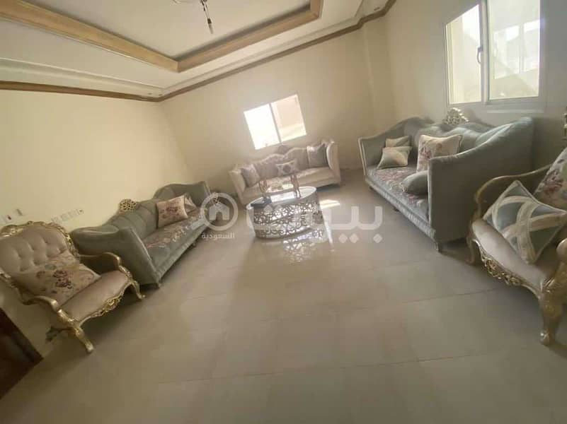 Luxury Villa for rent at a reasonable price in Taiba District, North of Jeddah