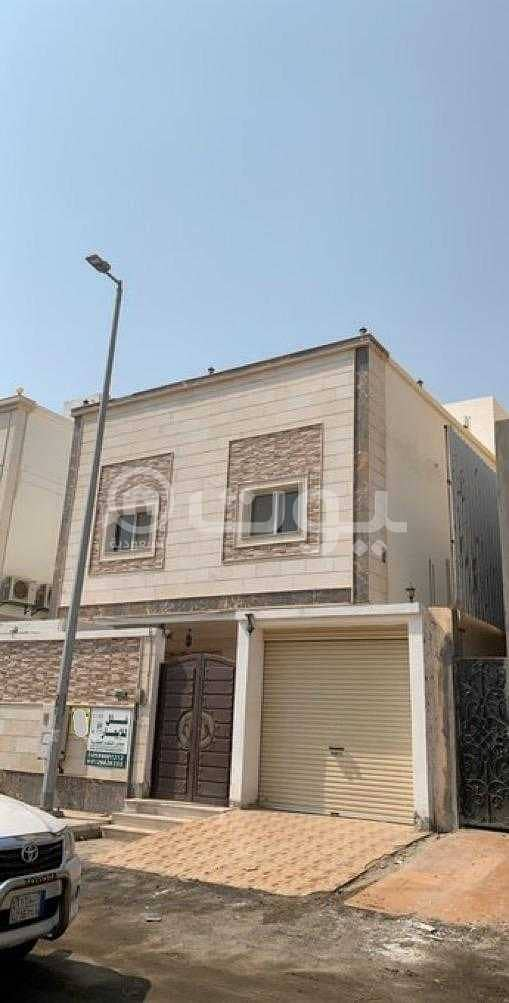 Villa for rent in Taiba District, north of Jeddah