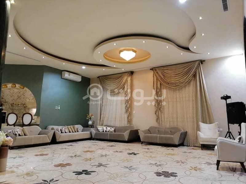 Luxury spacious palace for sale in Al Hamdaniyah, North of Jeddah