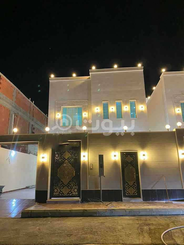 For Sale Villa Two Floors And Annex In Al Rahmanyah, North Jeddah