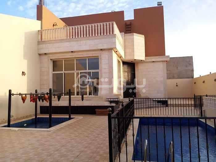 istiraha duplex | 840 SQM for sale in Dhahban, North Jeddah