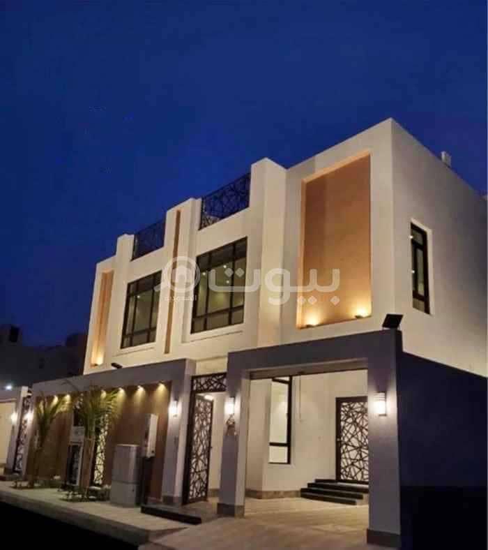 Villa for sale in Al Ezz project in Al Lulu, north of Jeddah