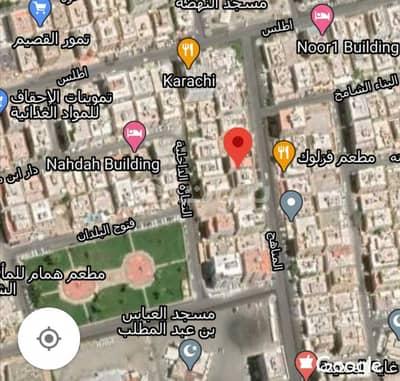 عمارة تجارية  للبيع في جدة، المنطقة الغربية - عمارة تجارية سكنية | 600م2 في النهضة، شمال جدة