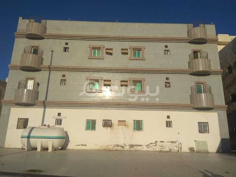Residential Building | 1250 SQM for rent or sale in Al Salehiyah, North of Jeddah