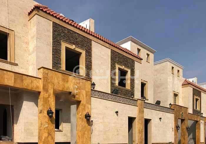 new Duplex villa for sale in Al Rahmanyah, North Jeddah  300 sqm