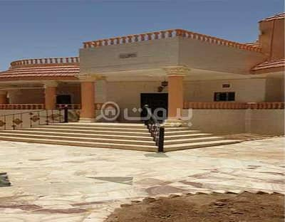 7 Bedroom Villa for Rent in Jeddah, Western Region - furnished Villa with a Pool for rent in Taiba District, North of Jeddah