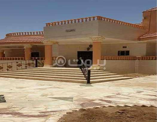 furnished Villa with a Pool for rent in Taiba District, North of Jeddah