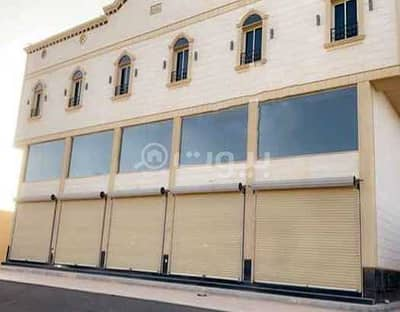 محل تجاري  للايجار في جدة، المنطقة الغربية - محلات دورين للإيجار في حي طيبة (الرحيلي)، شمال جدة
