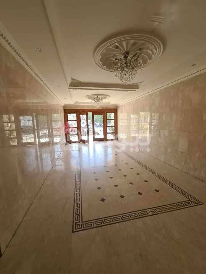 Apartment for rent with park in Al Safa, north of Jeddah | Families