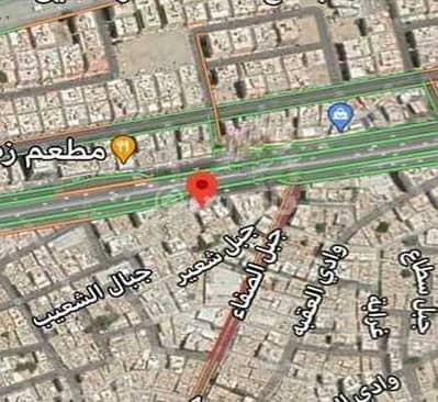 ارض سكنية  للبيع في جدة، المنطقة الغربية - أرض سكنية/تجارية للبيع بحي العزيزية، شمال جدة