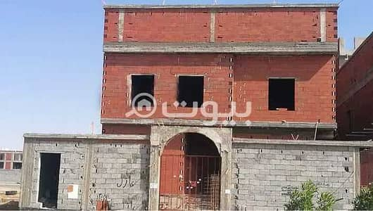 عمارة سكنية  للبيع في جدة، المنطقة الغربية - عمارة سكنية للبيع في حي طيبة الرحيلي، شمال جدة | دورين مع ملحق