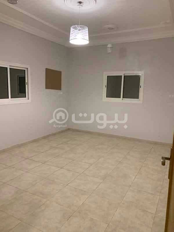 Spacious Apartment for rent in Ismail Al Tabari Street, Al Ajwad in the North of Jeddah