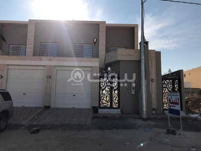 فیلا 5 غرف نوم للبيع في الرياض، منطقة الرياض - فيلا درج داخلي مع سطح للبيع في البيان، شرق الرياض