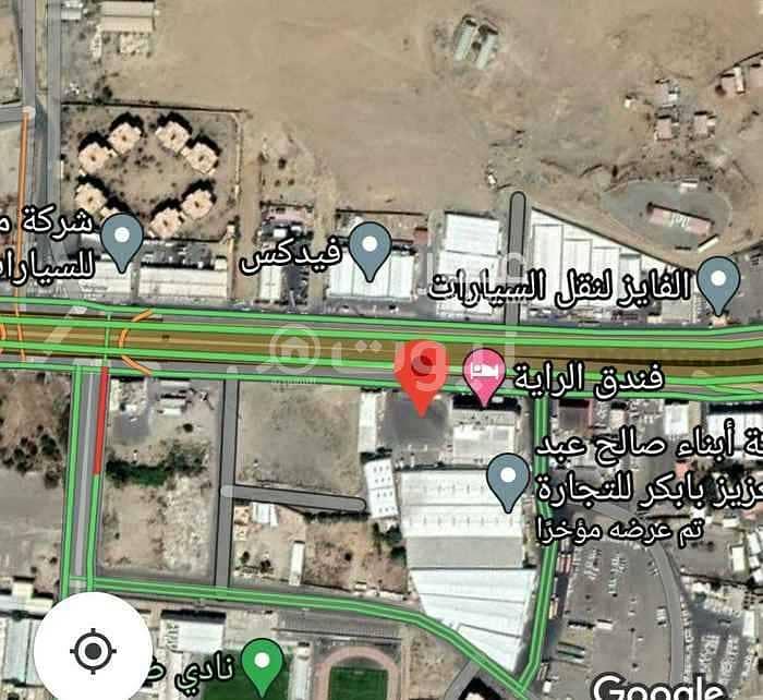 Commercial land for sale in Al Rabie, Khamis Mushait