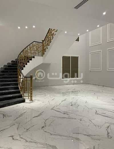 5 Bedroom Villa for Sale in Riyadh, Riyadh Region - Luxuriously furnished villa for sale in Al Yasmin, North Riyadh