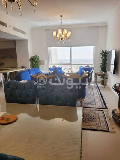 5 Bedroom Flat for Rent in Riyadh, Riyadh Region - Luxurious apartment For rent in Ascott Rafal Tower in Al Sahafah, North Riyadh
