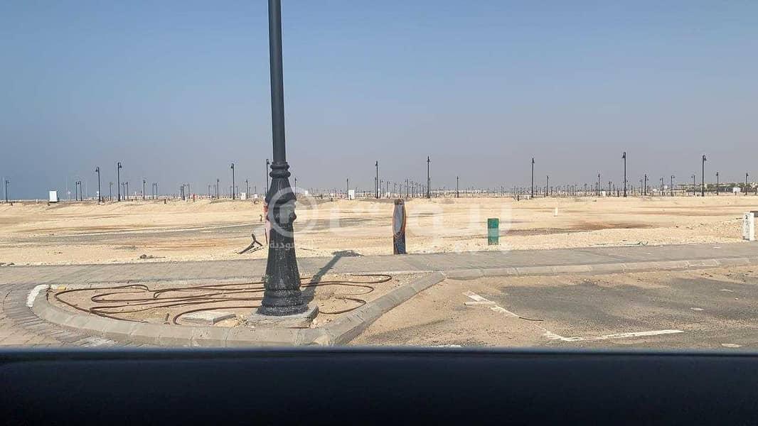 أراضي سكنية للبيع في مدينة الملك عبدالله الاقتصادية