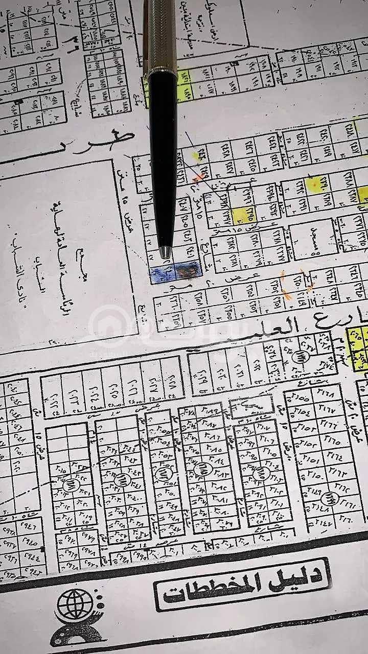 للبيع أرض رأس بلك شمال نادي الشباب في حي الصحافة، شمال الرياض