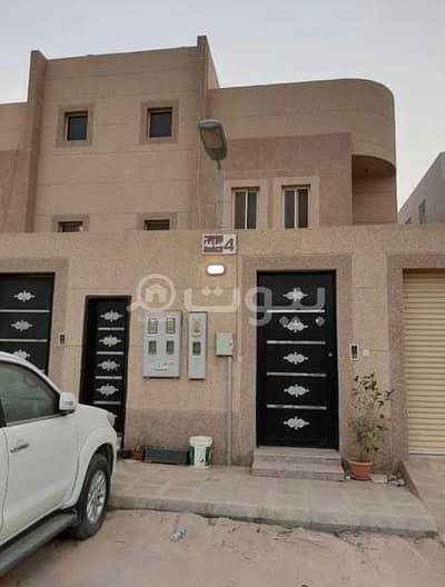 4 Bedroom Villa for Sale in Riyadh, Riyadh Region - Luxury villa for sale with an independent apartment in Al Amaneh, North Riyadh