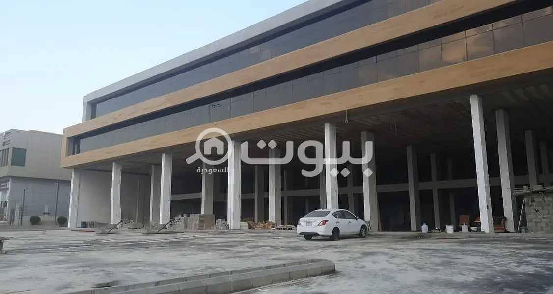 عمارة تجارية للإيجار في الربيع، شمال الرياض